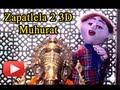 Mahurut Shot Of Zapatlela 2 3d At N. D. Studio! video