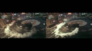 Batman Arkham Knight Nvidia GameWorks ON/Off FPS comparison