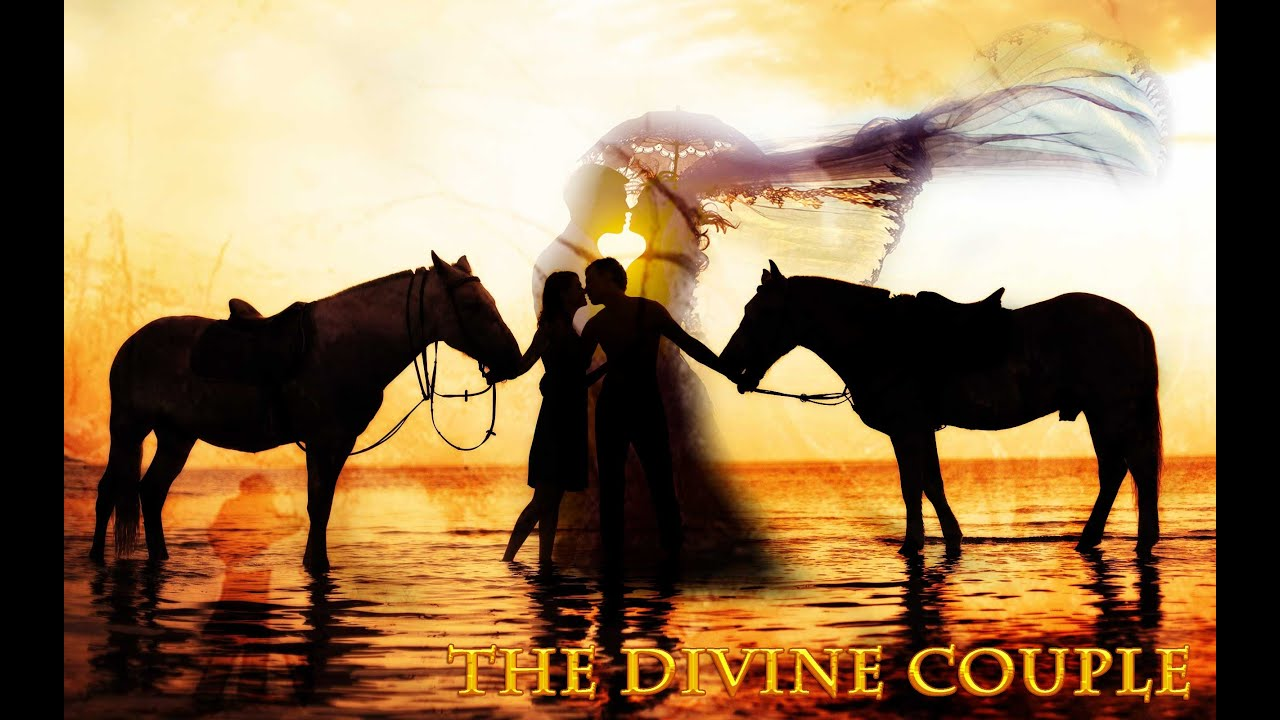 Yellow Rose for Texas - Adam & Eve - The Divine Couple in the Creation