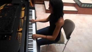 Bach - Fugue (Fuga) No 17 in A flat major (As Dur)