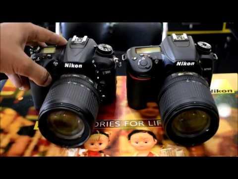 NIKON D7500 VS D7200 FULL COMPARISON ( HINDI )