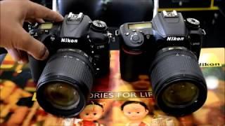 NIKON D7500 VS D7200 FULL COMPARISON