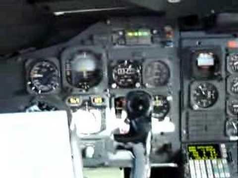 Boeing  Cockpit Tour