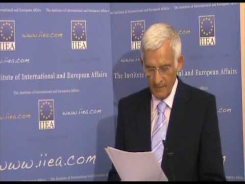 Jerzy Buzek on the Lisbon Treaty