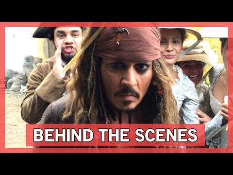 Behind the Scenes - Pirates of the Caribbean: Dead Men Tell No Tales