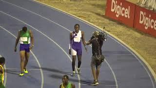 Digicel Grand Prix 2018 Boys U17 100m