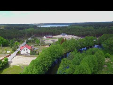 Swornegacie lot Brdą z jeziora Karsinskiego do jeziora Witoczno
