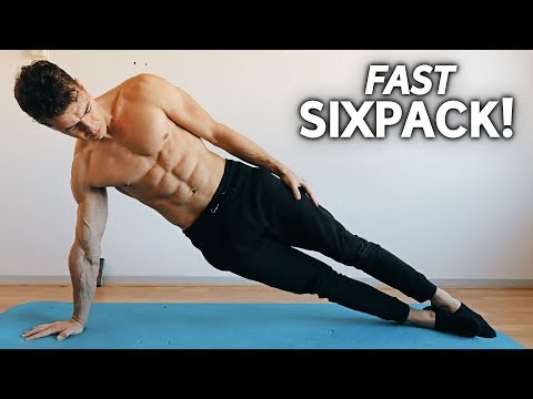7 MIN. ABS & CORE Workout At HOME | Follow Along