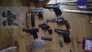 ФСБ пресекла деятельность группы  подпольных оружейников