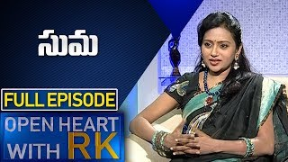 Anchor Suma Kanakala | Open Heart With RK | Full Episode | ABN Telugu
