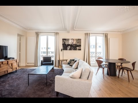 (Ref: 16113) 2-Bedroom furnished apartment for rent on Avenue Marceau (paris 16th)