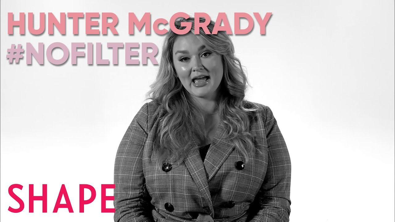 Hunter McGrady Gets Candid About Her Natural Body | # ...