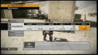 (119) Bad Company 2 Multiplayer (Engineer)