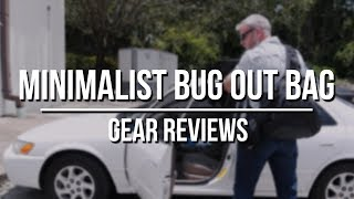 Minimalist Bug Out Bag