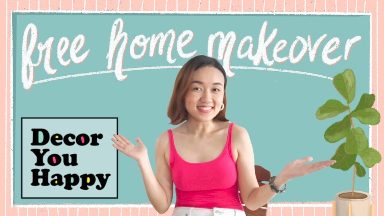 Win a Free Makeover!!! // Decor You Happy Launch // by Elle Uy