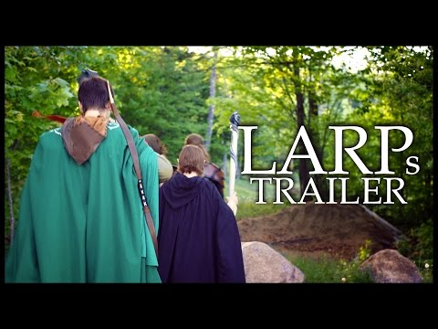 LARPS Season 2 Is Coming!