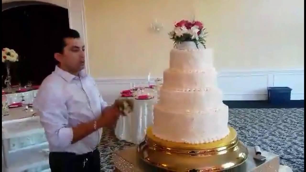 Carvel Arlington Wedding Cake By Tuhin