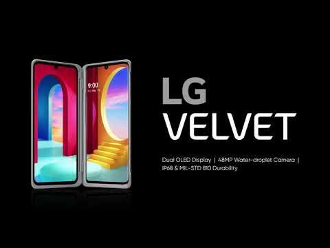Product Launch Video - LG Velvet