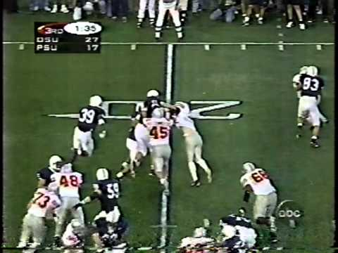 #7 Ohio St at #2 Penn St - 10/11/1997 (Highlights)