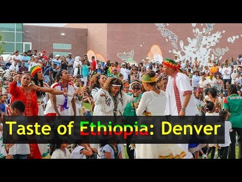 Ethiopian Sport And Culture Festival In Europe