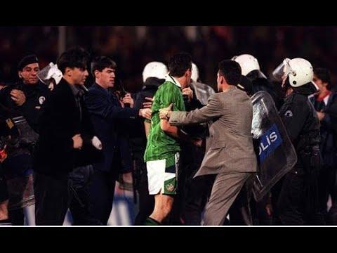 THE FOOTBALL SHOW   LIVE   Cascarino Carnage, Ireland's Turkish turmoil, Kev's Top 10 Stadiums