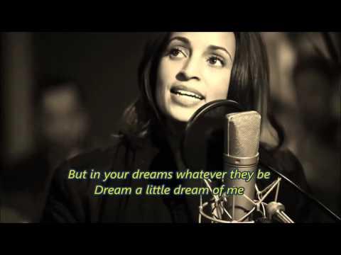 'Dream A Little Dream Of Me' - Emilia Mitiku   (lyrics On)