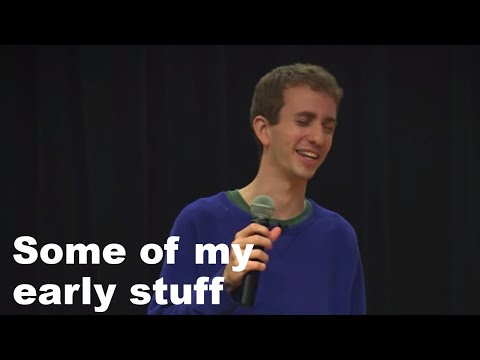 Benny Feldman Stand-Up | One-Liners With Tourette's (2017)