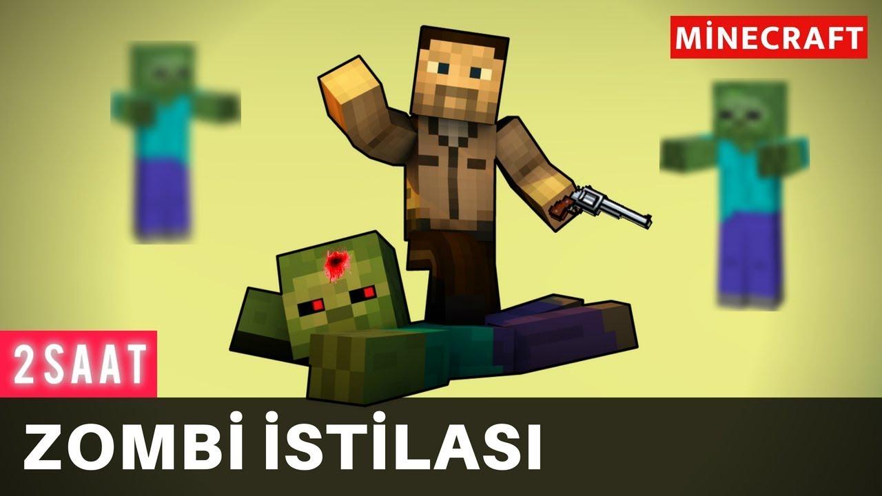 Minecraft : Yürüyen Ölüler - İSTİLA ! - Bölüm 1