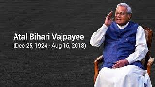 Atal Bihari Vajpayee - A Life In Politics