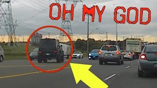The WORST entitlement || Bad Drivers FAIL Compilation 76