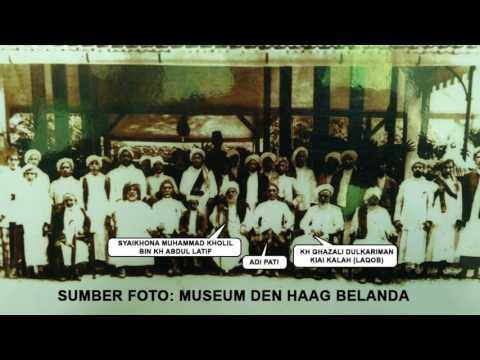Foto asli Syaichona Cholil Bangkalan