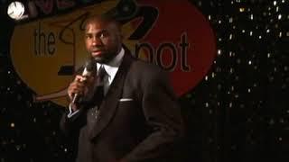 Derrick Ellis at The JSpot Comedy Club