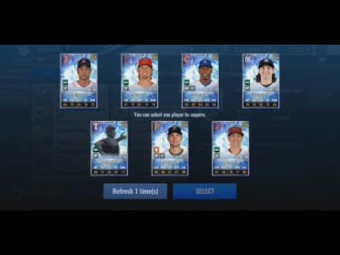 MLB 9 Innings 21 - Packs, Combos, And Skill Changes!  GI Reset Tickets, And Compensatory Rewards!
