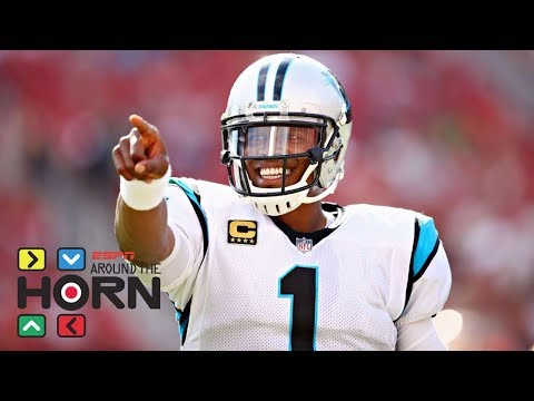 Were Cam Newton's comments to female reporter overblown?   Around The Horn   ESPN