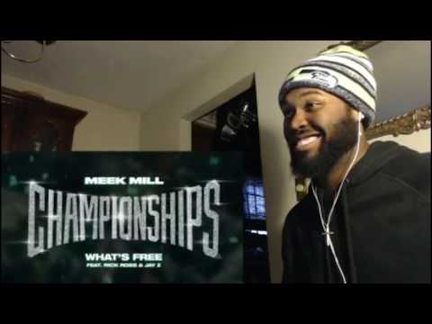 DREAM CHASER VIBE | Meek Mill - Whats Free feat. Rick Ross & Jay Z [Official Audio] - REACTION