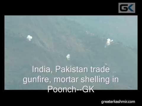 India, Pakistan trade gunfire, mortar shelling in Poonch