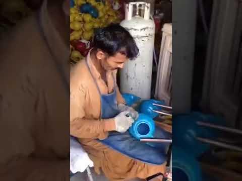 Plastic ka Lota Banany ki Machine