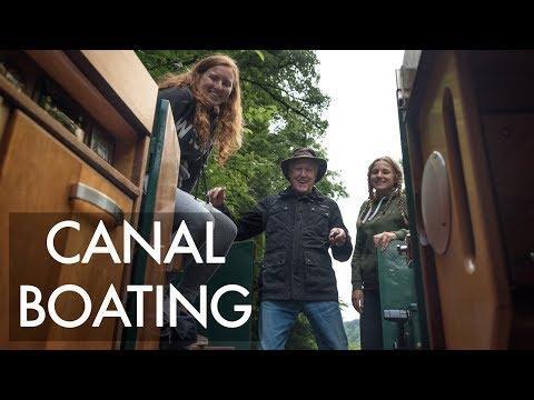 Canal Boating - Kennet & Avon - Bradford On Avon To Bathampton