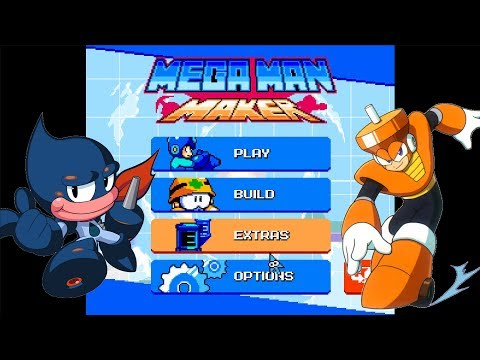 My Mega Man Maker level: Oil Man Classic