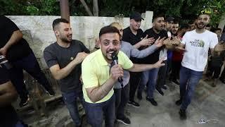 الفنان باسل غانم في سهرة العريس خالد الزبده