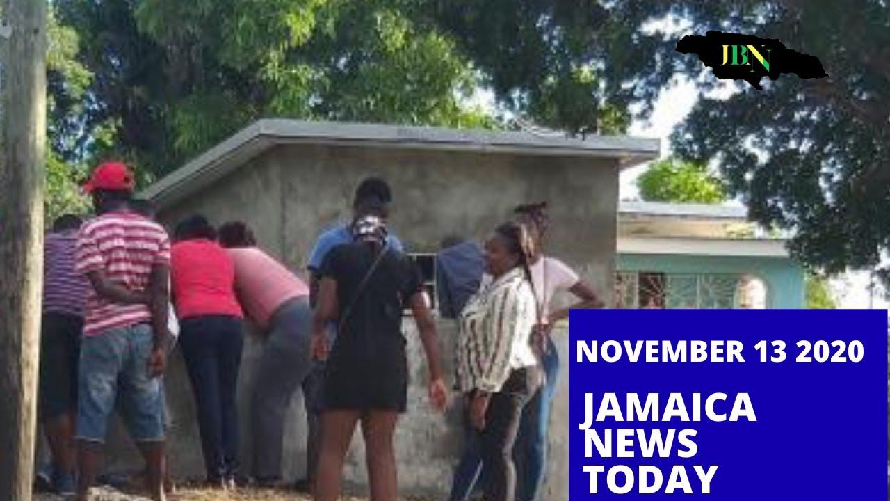 Jamaica News Today November 13 2020/JBNN
