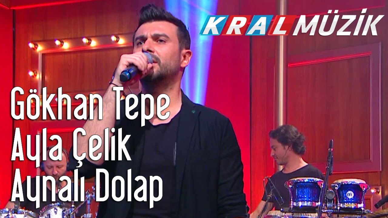 Kral Pop Akustik - Gökhan Tepe & Ayla Çelik - Aynalı Dolap