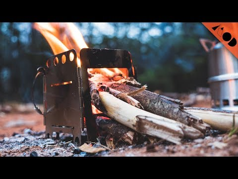 3 Backpacking Wood Stoves Put to the Test