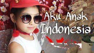 AKU ANAK INDONESIA - Ibu Sud (CUTE COVER by Vivianne Wang)