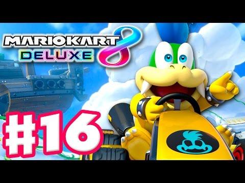 Larry! Special Cup! Online 150cc Tournament ! - Mario Kart 8 Deluxe - Gameplay Walkthrough Part 16