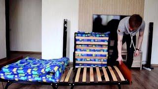 Раскладная кровать «Модерн» и раскладная кровать «Сезон». Обзор раскладных кроватей