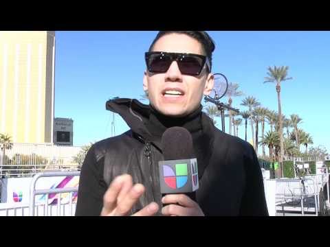 Taboo  dishes on his Latin Grammy performance
