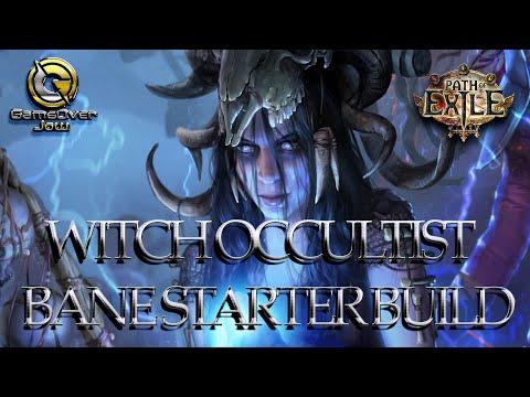 Path Of Exile | Wich Bane Build Starter | Guía Español