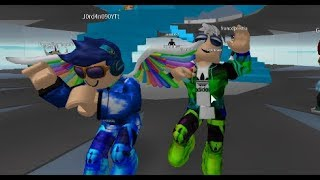 WEANDO IN ROBLOX - With The Jordan090 :v