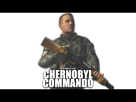 DXFan619 Plays - Chernobyl Commando (Manhunter's Unplayable Cousin)